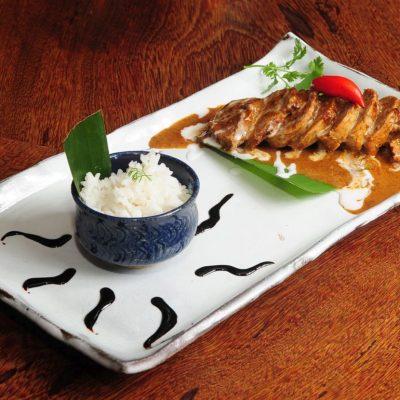 Filet Mignon Suino ao Massaman Curry