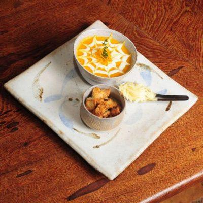 Sopas e Caldos Organicos, com sabores Especiais