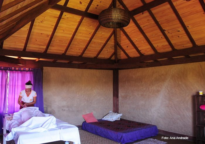 Sala de Massagem Shambala