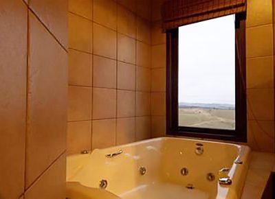 Chalé 01 Banheiro