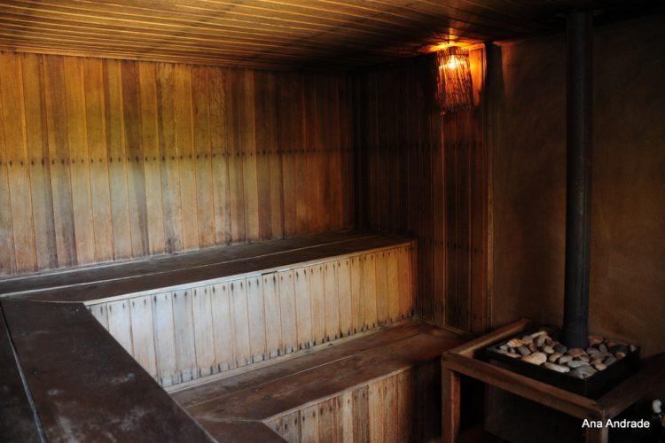 Sauna foto 2